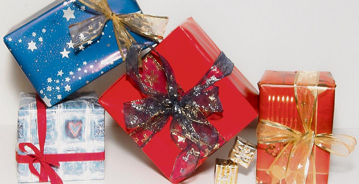 Die Weihnachtsgeschenke.Schon An Die Weihnachtsgeschenke Gedacht Emmerich Am Rhein