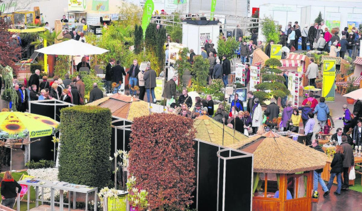 Haus Garten Genuss Bringt Den Fruhling Essen Nord