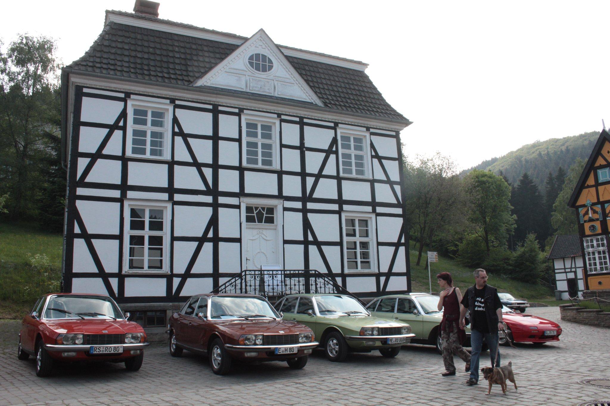Kultauto Der 70 Er Jahre Im Freilichtmuseum Hagen