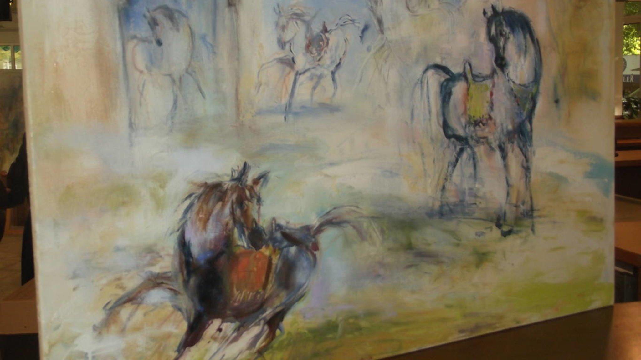 """Marokko Barokko Pferde"""" zwischen Morgenland und Abendland"""