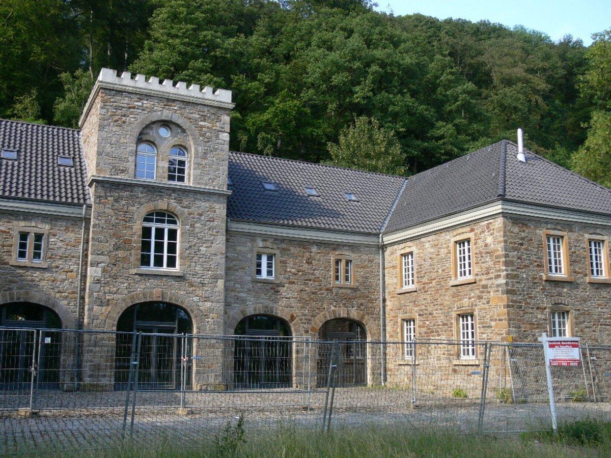 Schloss Baldeney Baldeneysee Essen Waltrop
