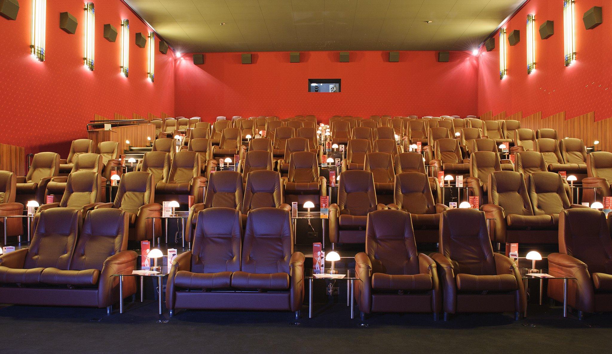Cinemax Liederhalle