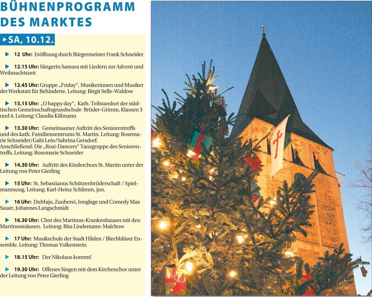 Weihnachtsmarkt übersicht.Weihnachtsmarkt In Richrath Das Programm In Der übersicht
