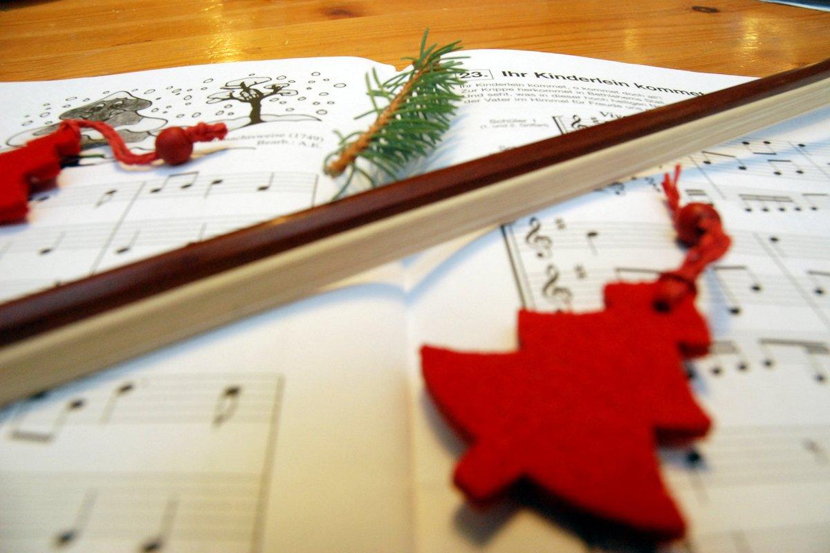 Das Weihnachtslied gehört unter den Tannenbaum - Arnsberg