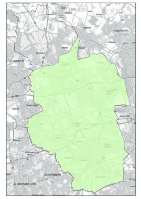 Herne Karte Stadtteile.Umweltzone Ruhrgebiet Gelsenkirchen