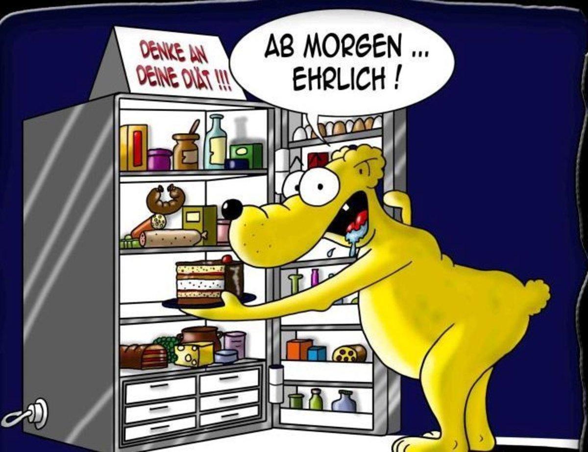 Kühlschrank Licht : Fress gen leidenschaft licht im kühlschrank mit bild menden