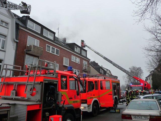 Unwetterwarnung Mülheim An Der Ruhr