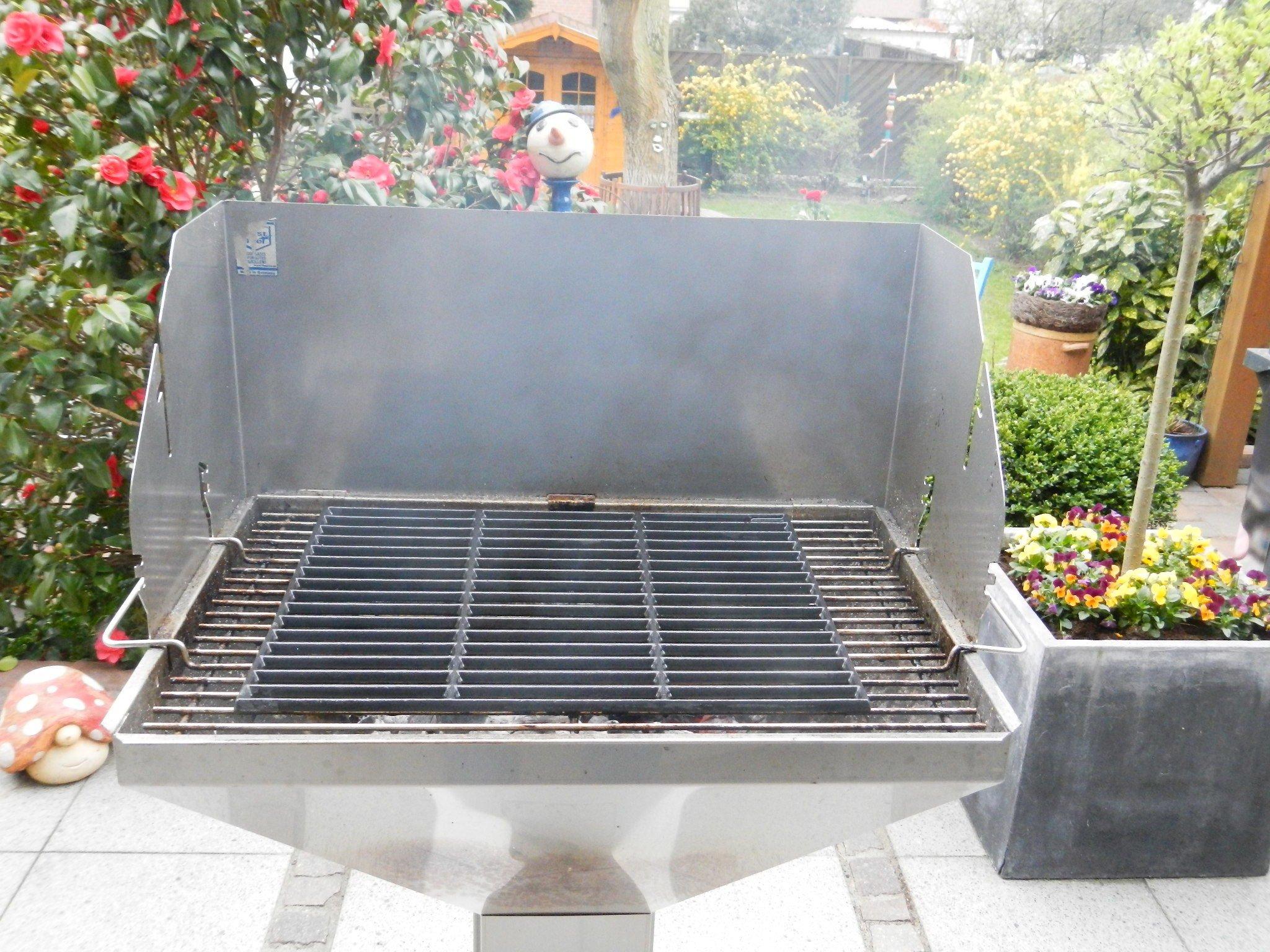 Weber Holzkohlegrill Mit Gussrost : Gussrost grill ebay kleinanzeigen