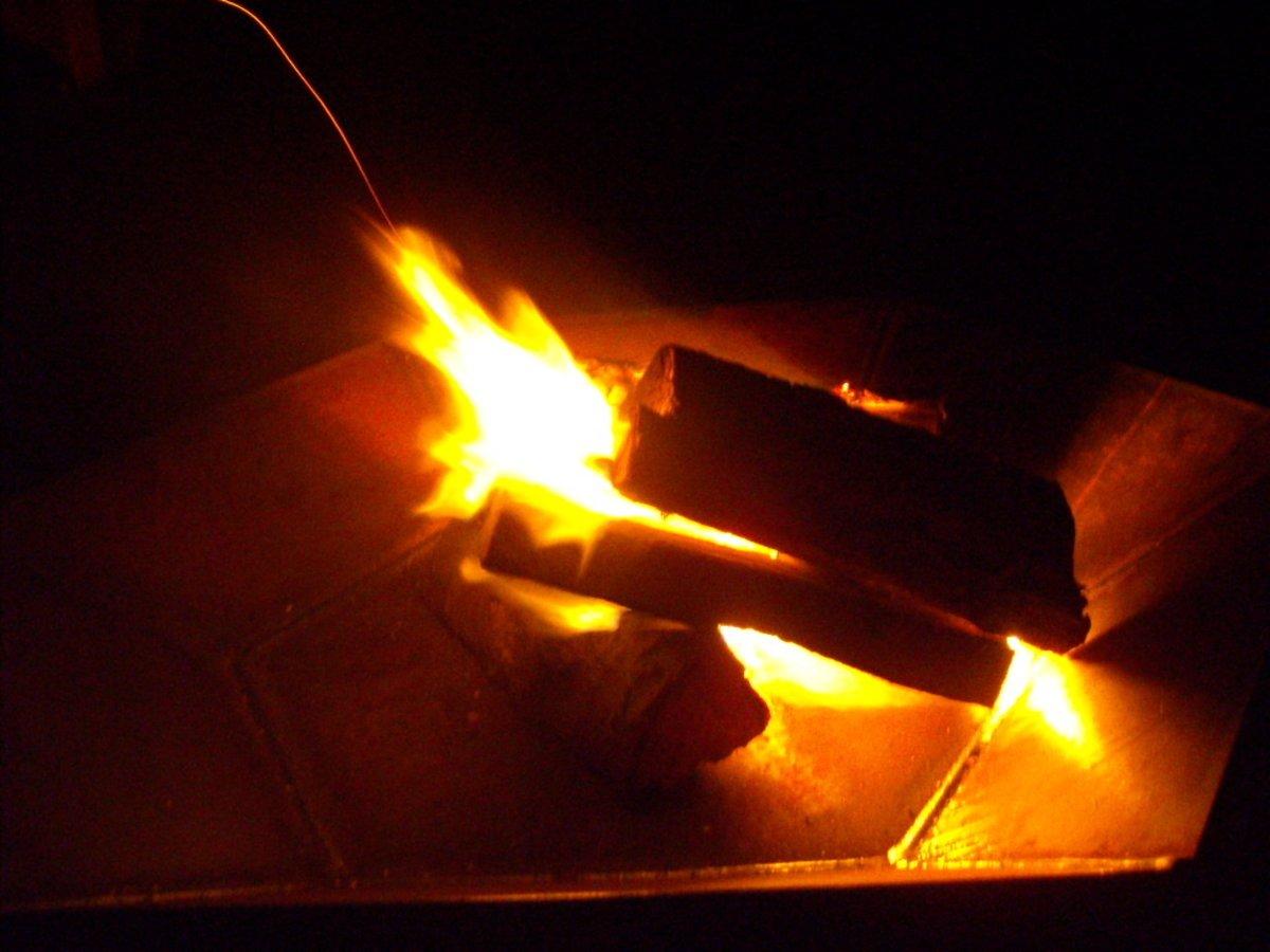 feuer machen im garten ist nicht erlaubt - iserlohn-letmathe