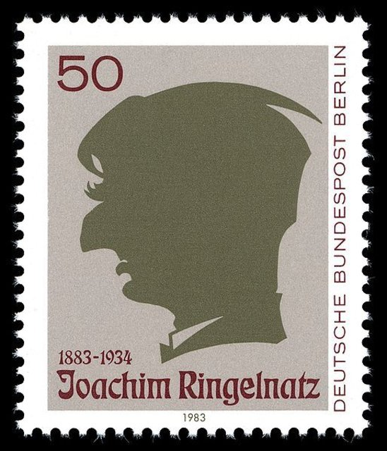 Joachim Ringelnatz 130 Hamminkeln
