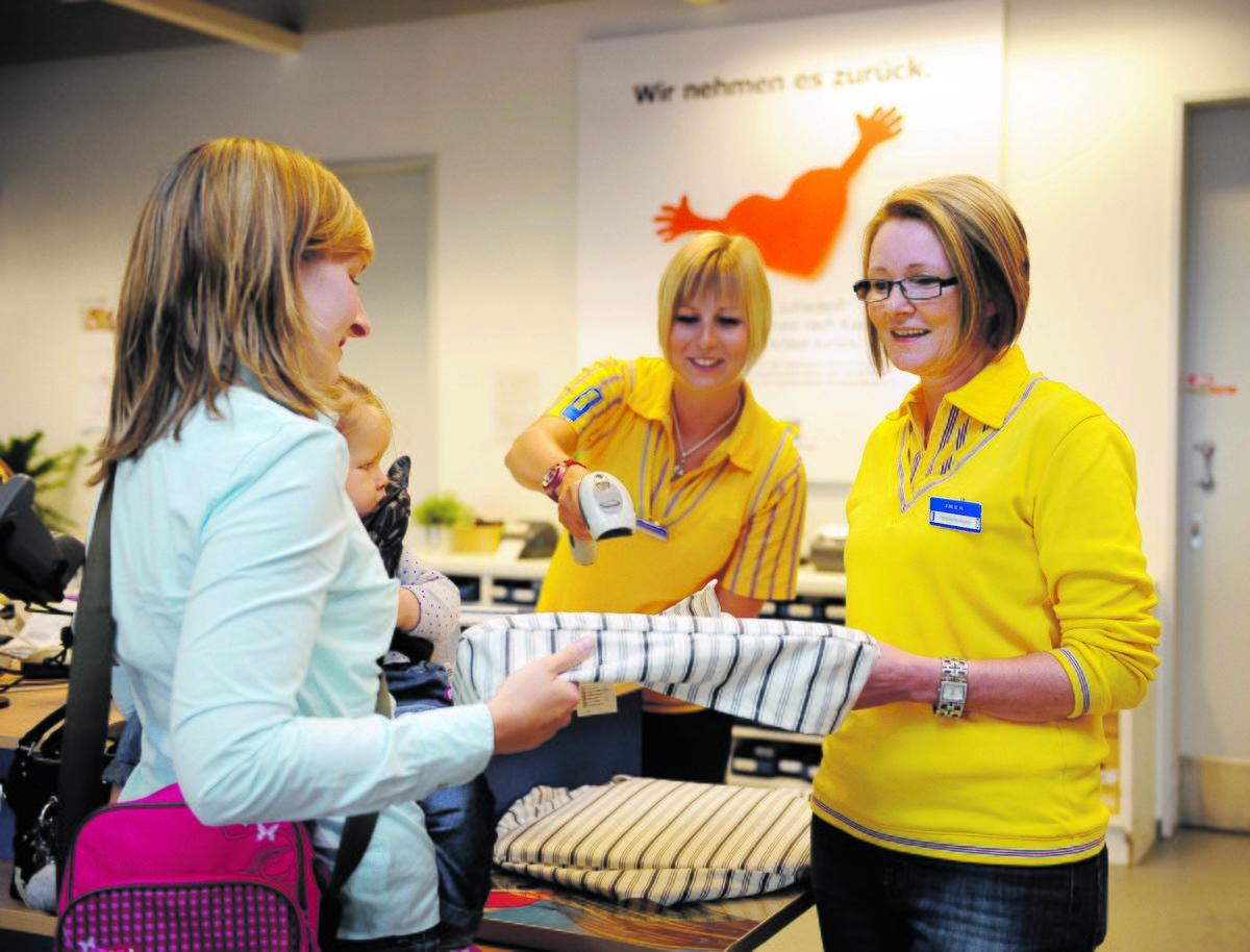 Bitte Recht Freundlich Der Ikea Kundenservice Duisburg