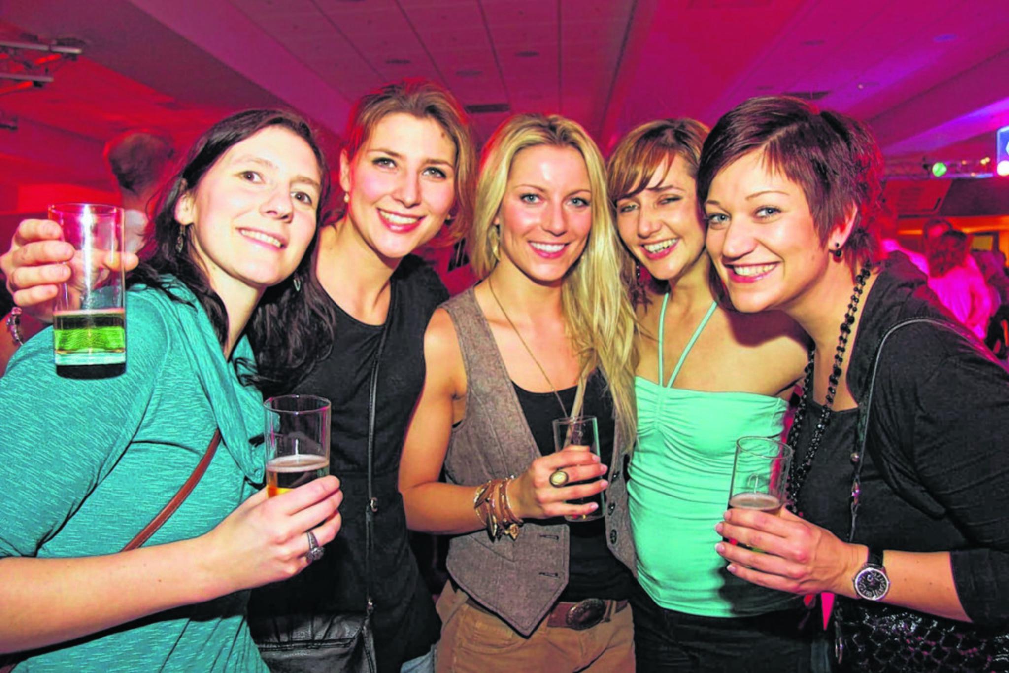 Single party oberhausen
