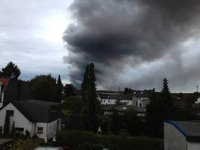 Unwetterwarnung Mülheim