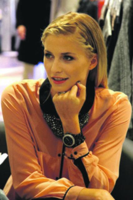 Germanys Next Topmodel Lena Gercke Im Schlag Auf Schlag