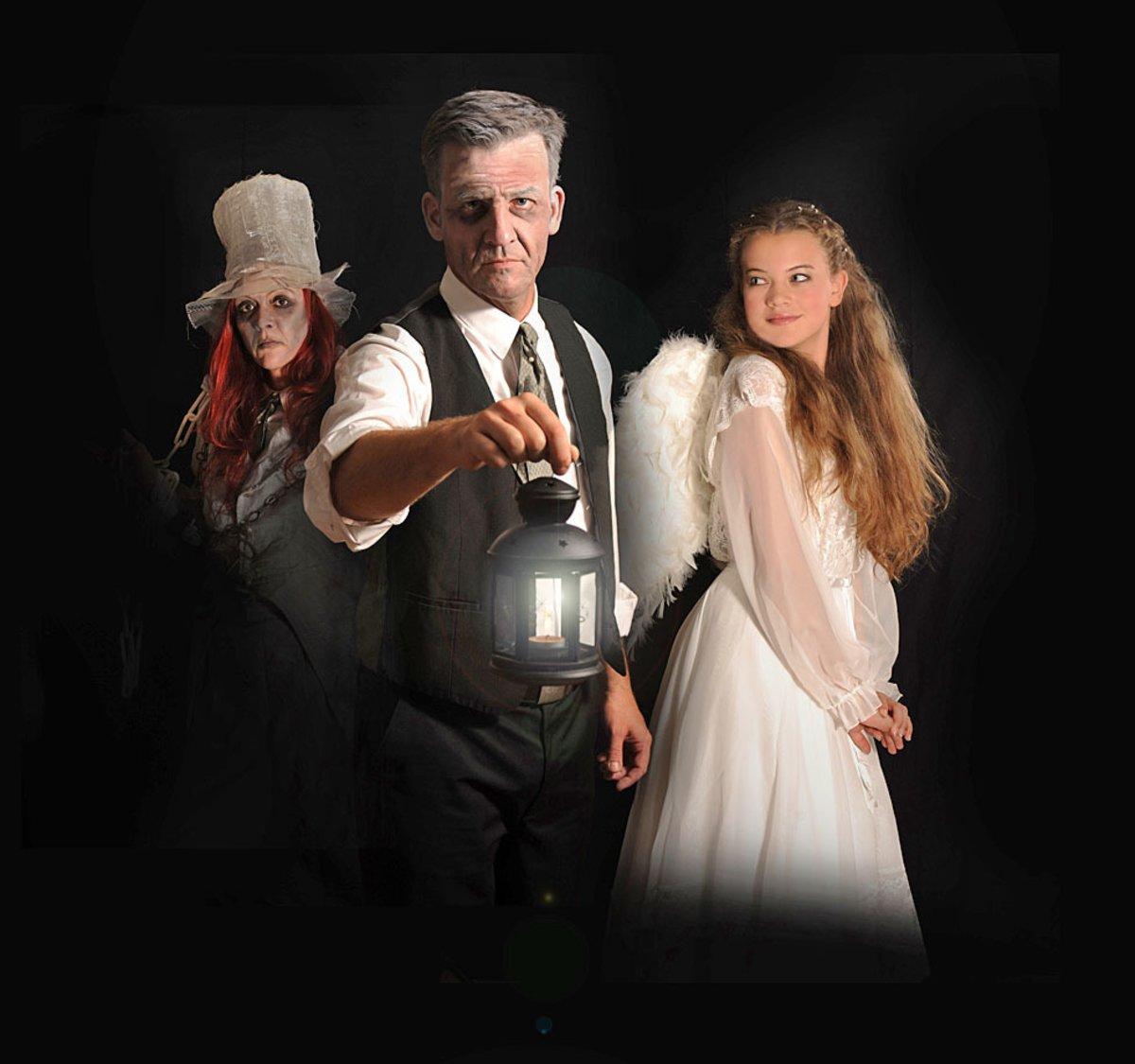 """Scrooge – das Musical zu Weihnachten"""" - Gladbeck"""