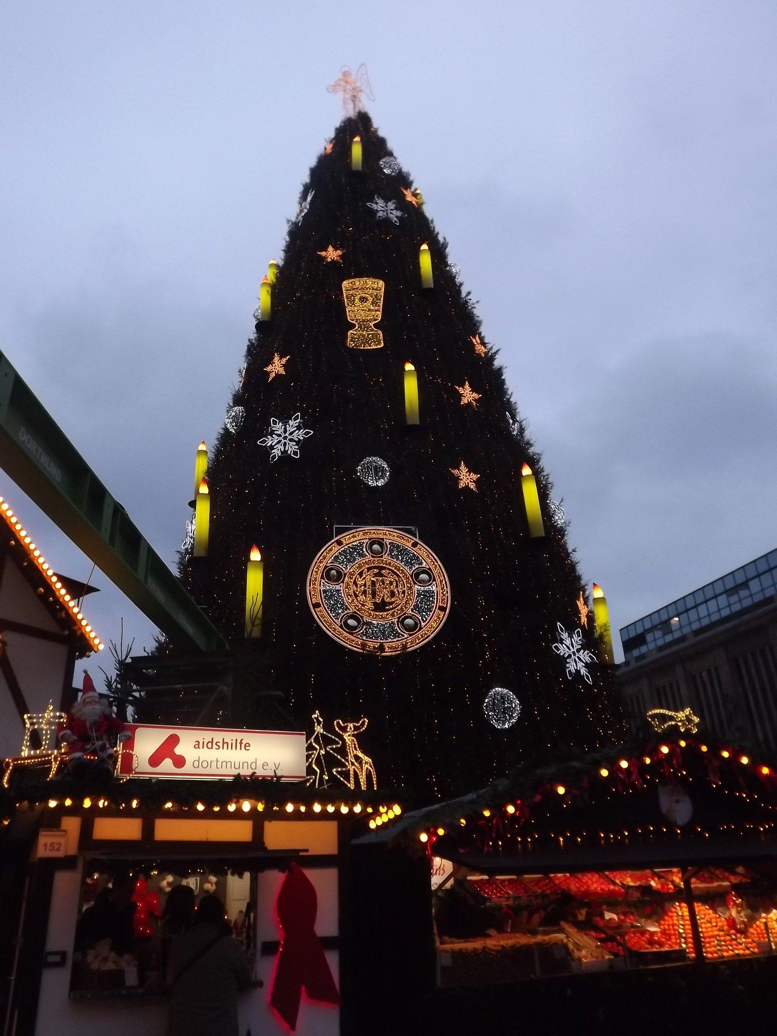 Dortmund Weihnachtsmarkt.Dortmunder Weihnachtsmarkt 2012 Dortmund City