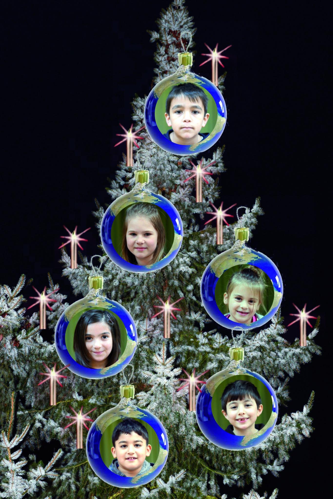 Weihnachtsgrüße Schicken.Kinder Schicken Weihnachtsgrüße Ins Kleverland Kleve