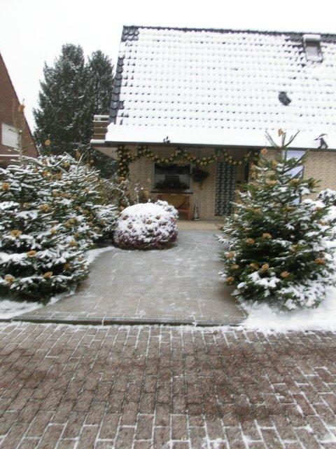 Goldene Hochzeit Im Schnee Oberhausen
