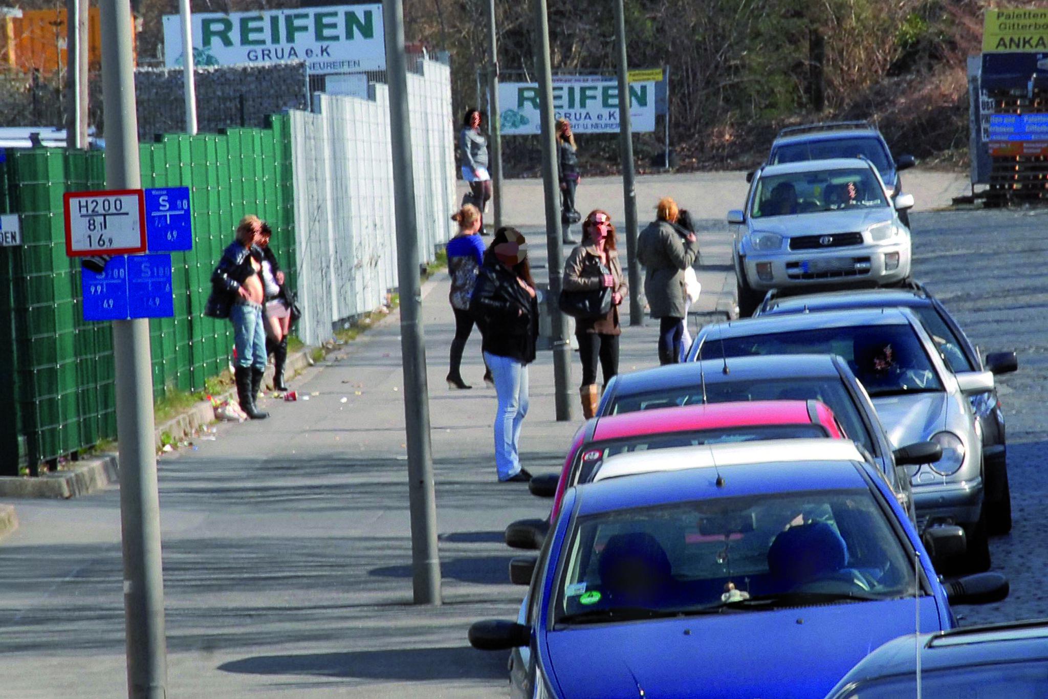Gelsenkirchen strassenstrich