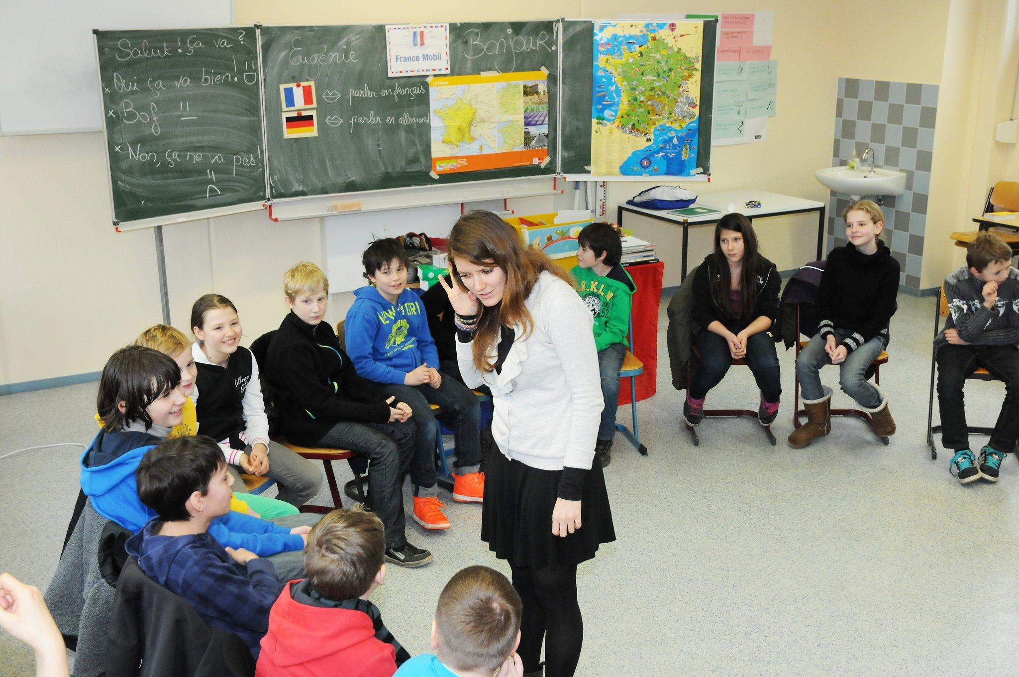 Kultur kennenlernen franzosisch