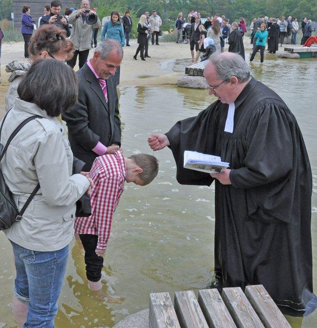 Taufe Thema
