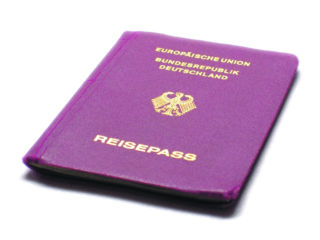 staatsbürgerschaft hilfe brief (Staat, Ausweis, Pass