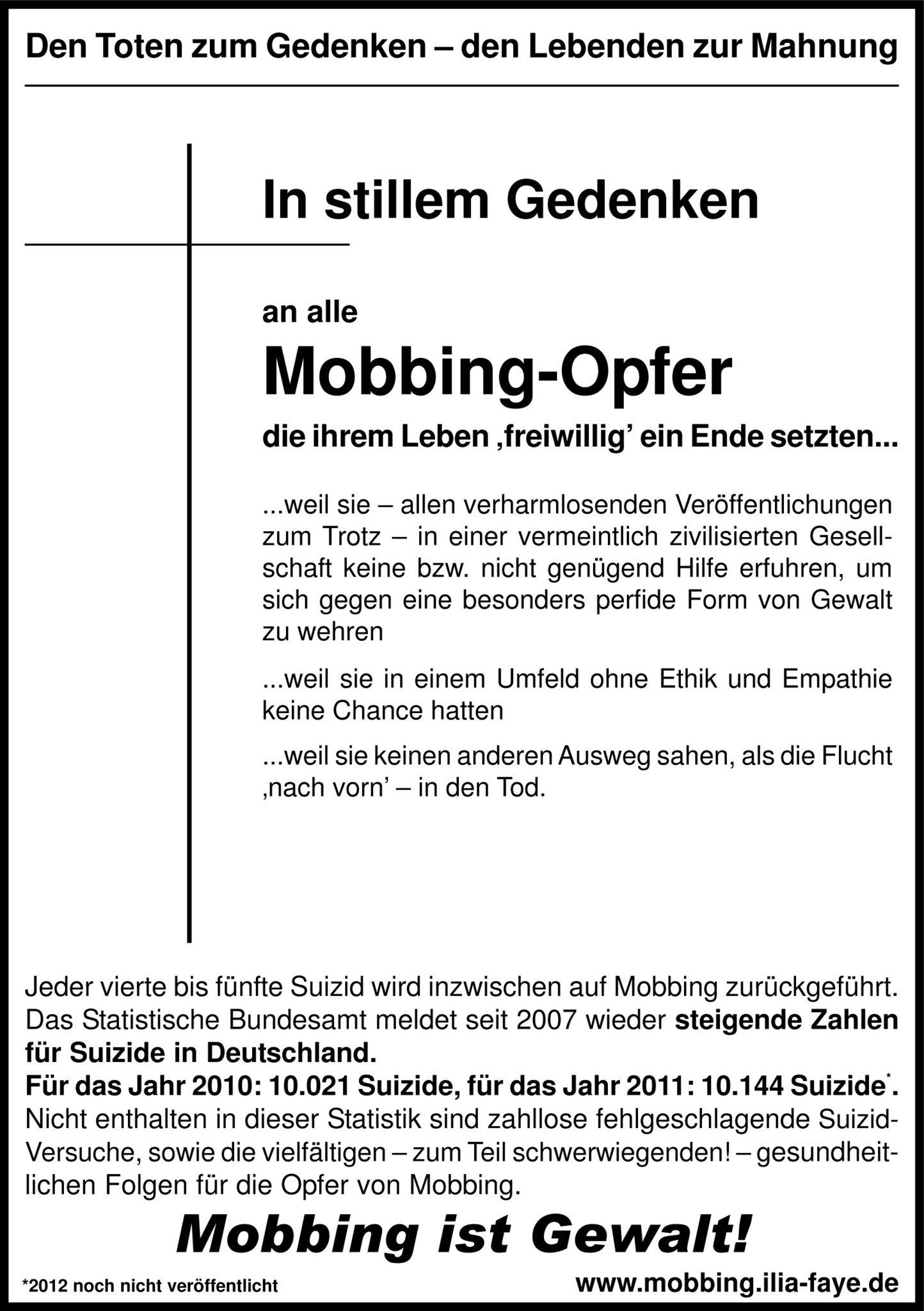Mobbing Opfer Ohne Rechte Essen Ruhr
