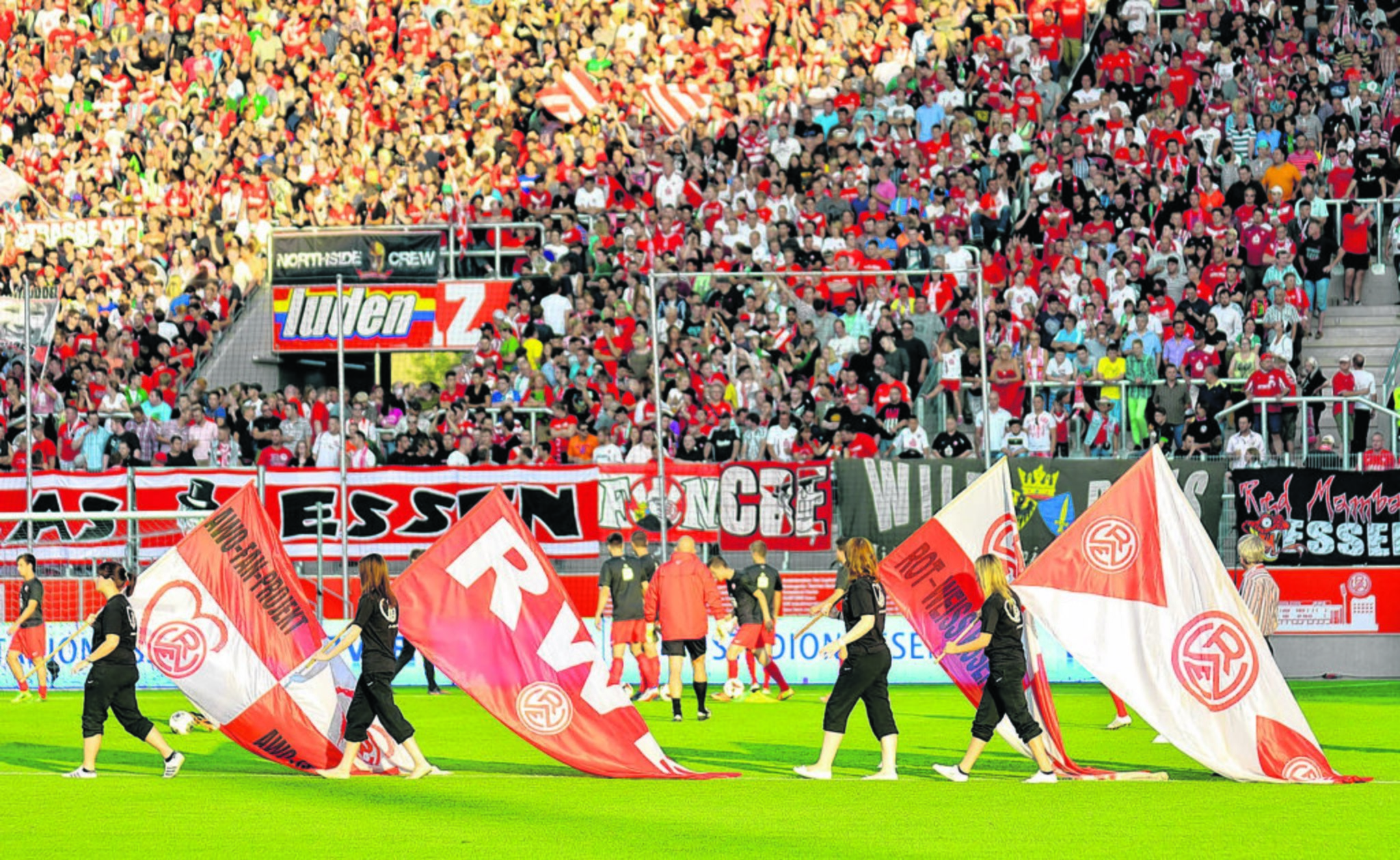 Rot Weiss Essen Liga