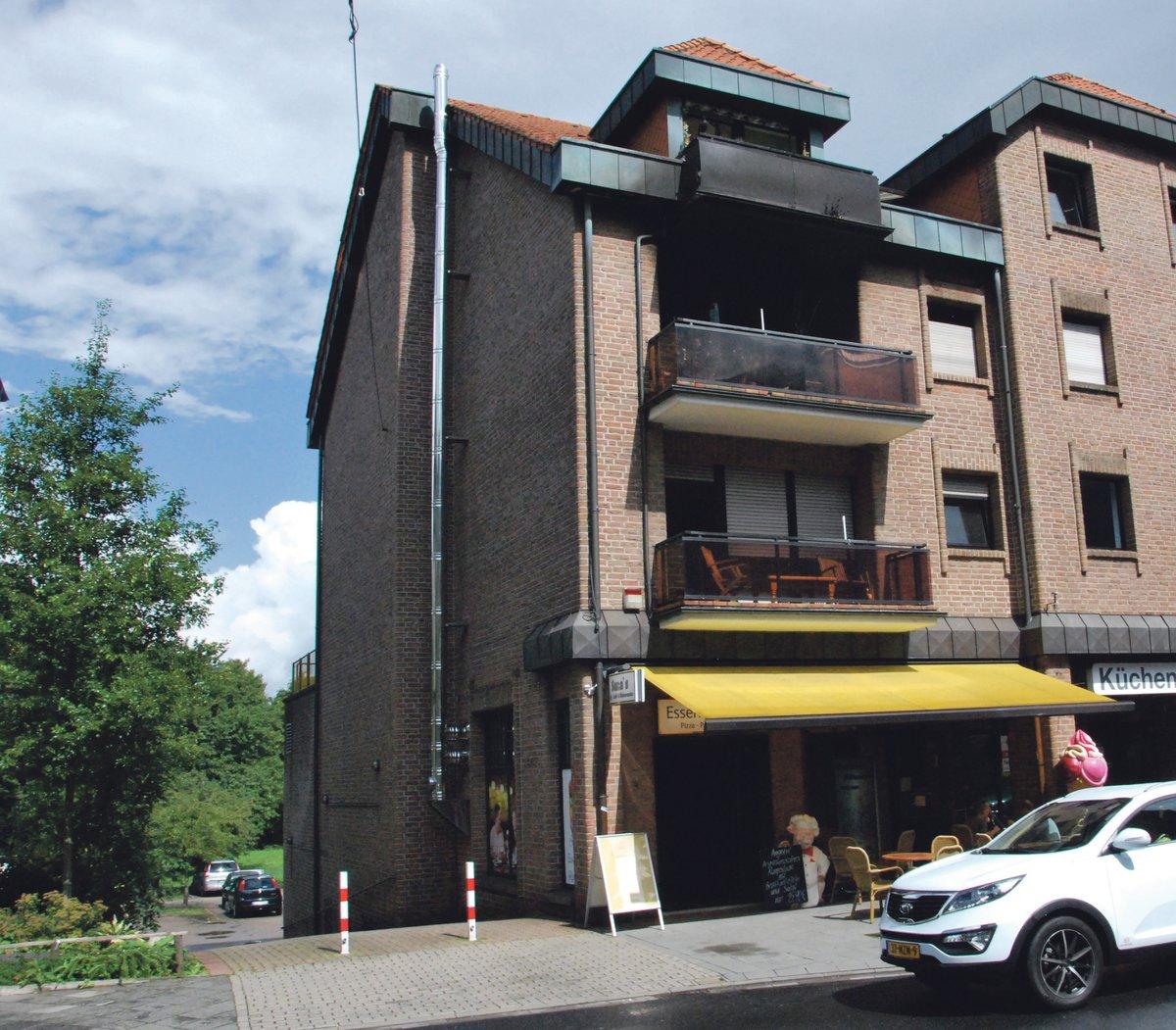 Kavarinerstrasse 100 000 Euro Schaden Nach Wohnungsbrand Kleve