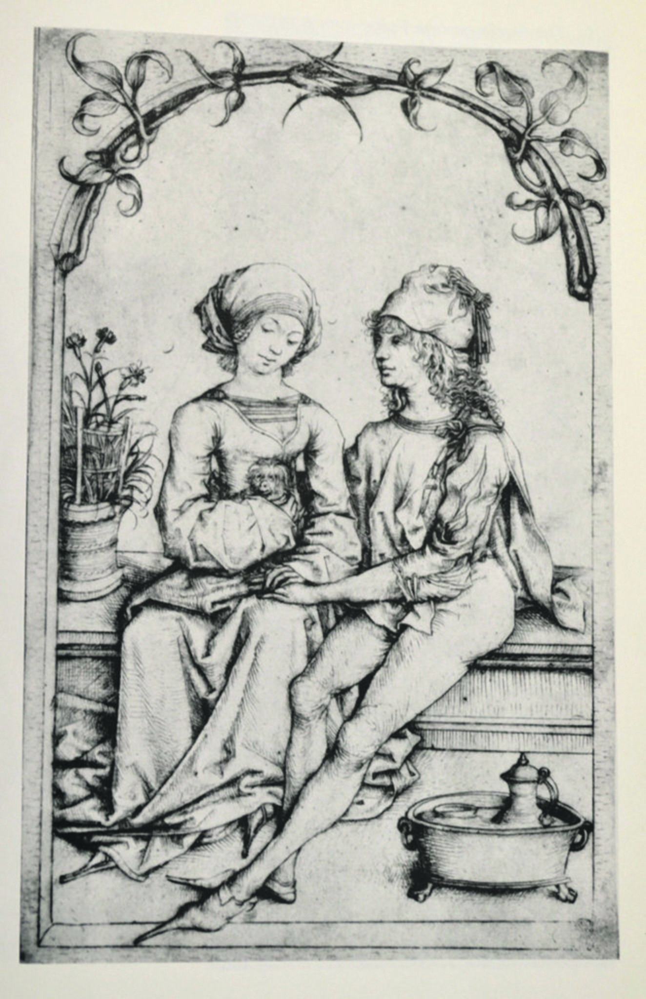 Küche, Kirche und Kinder - Frauen im Mittelalter