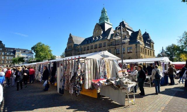Stoffmarkt Heide