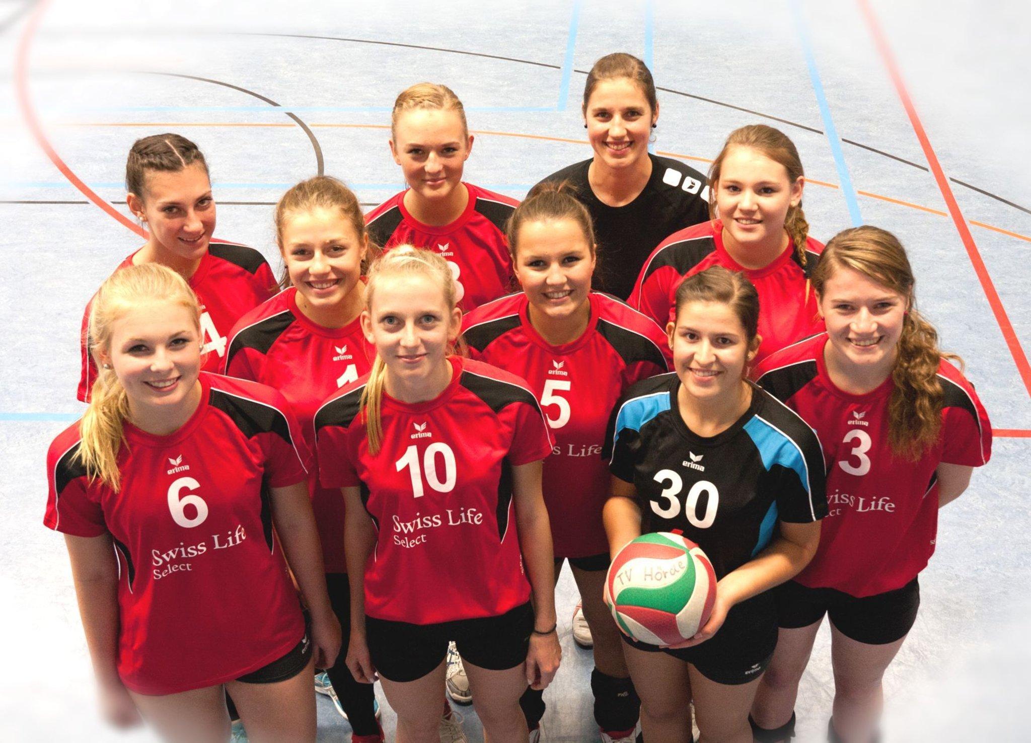 Volleyball-Damen des TV Hörde auf den Spuren der Tiebreak ...