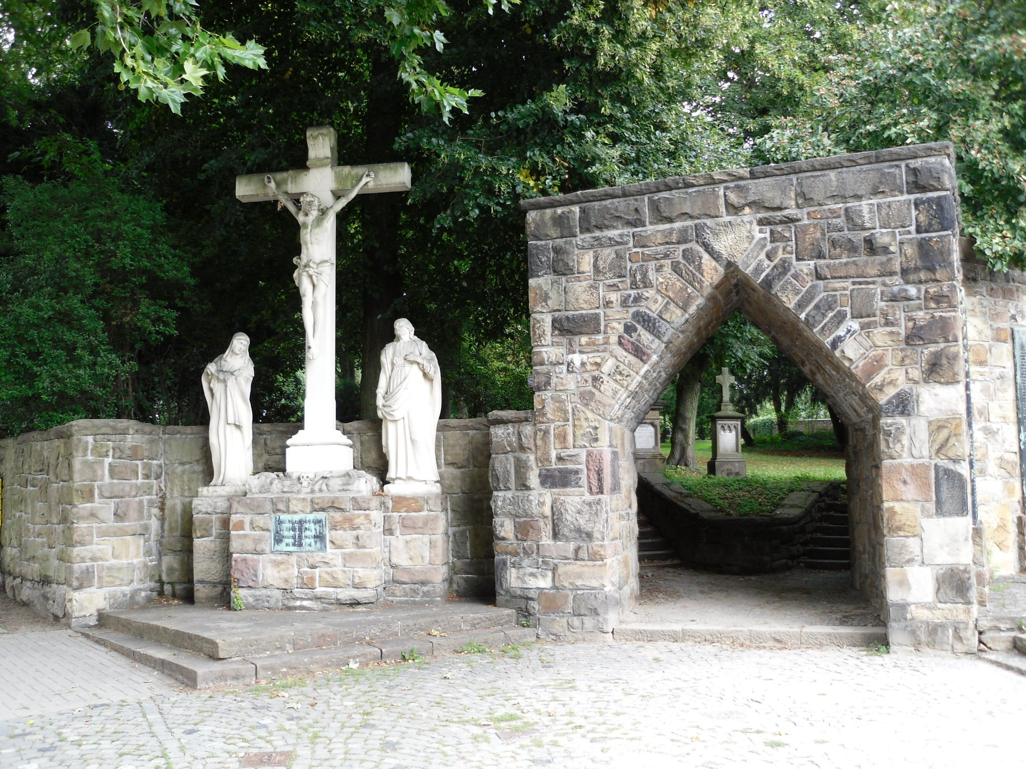 Friedhof Recklinghausen