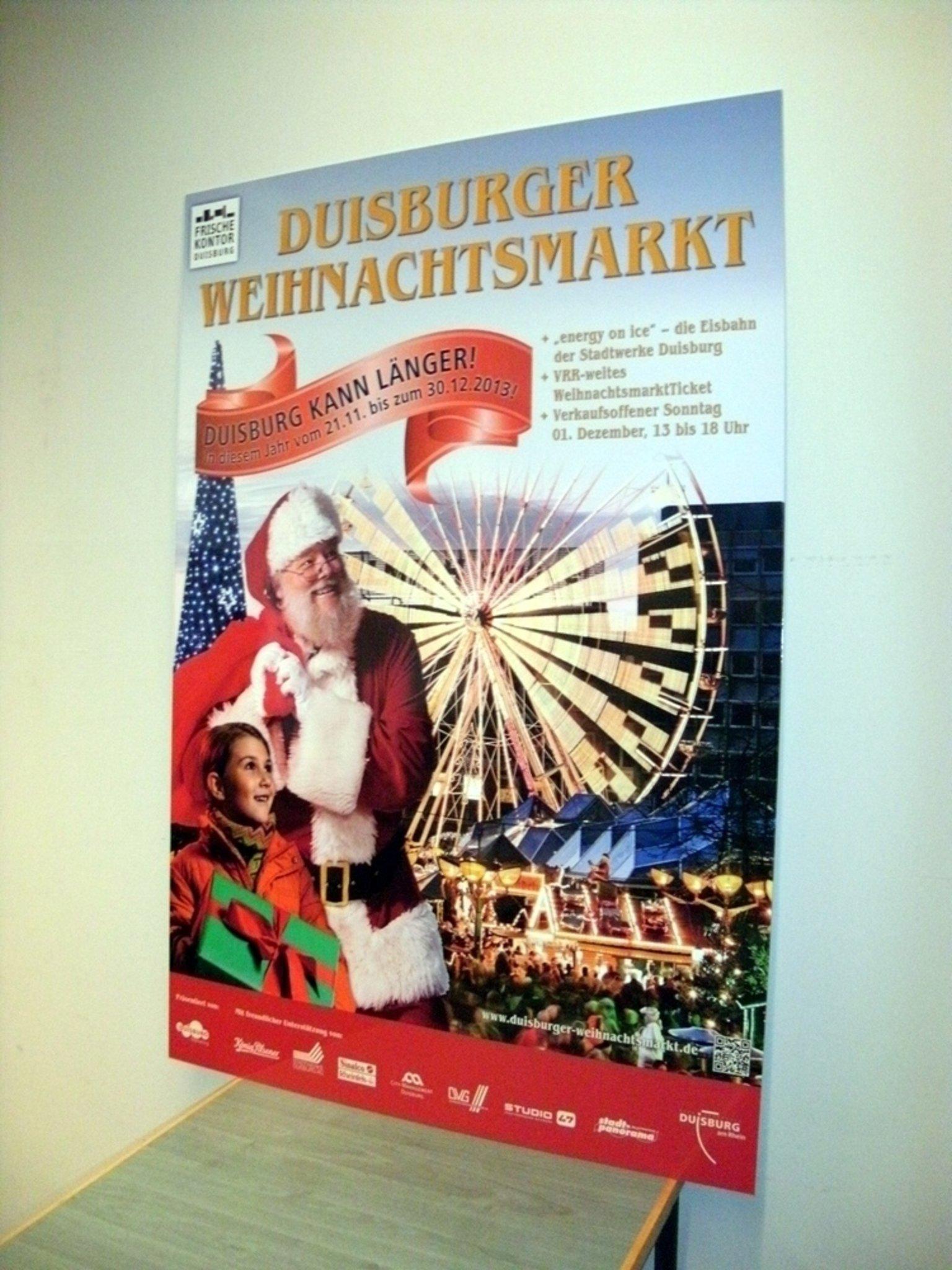 Weihnachtsmarkt Länger Als 24 12.Duisburg Kann Länger Weihnachtsmarkt In Diesem Jahr Vom 21 11 Bis