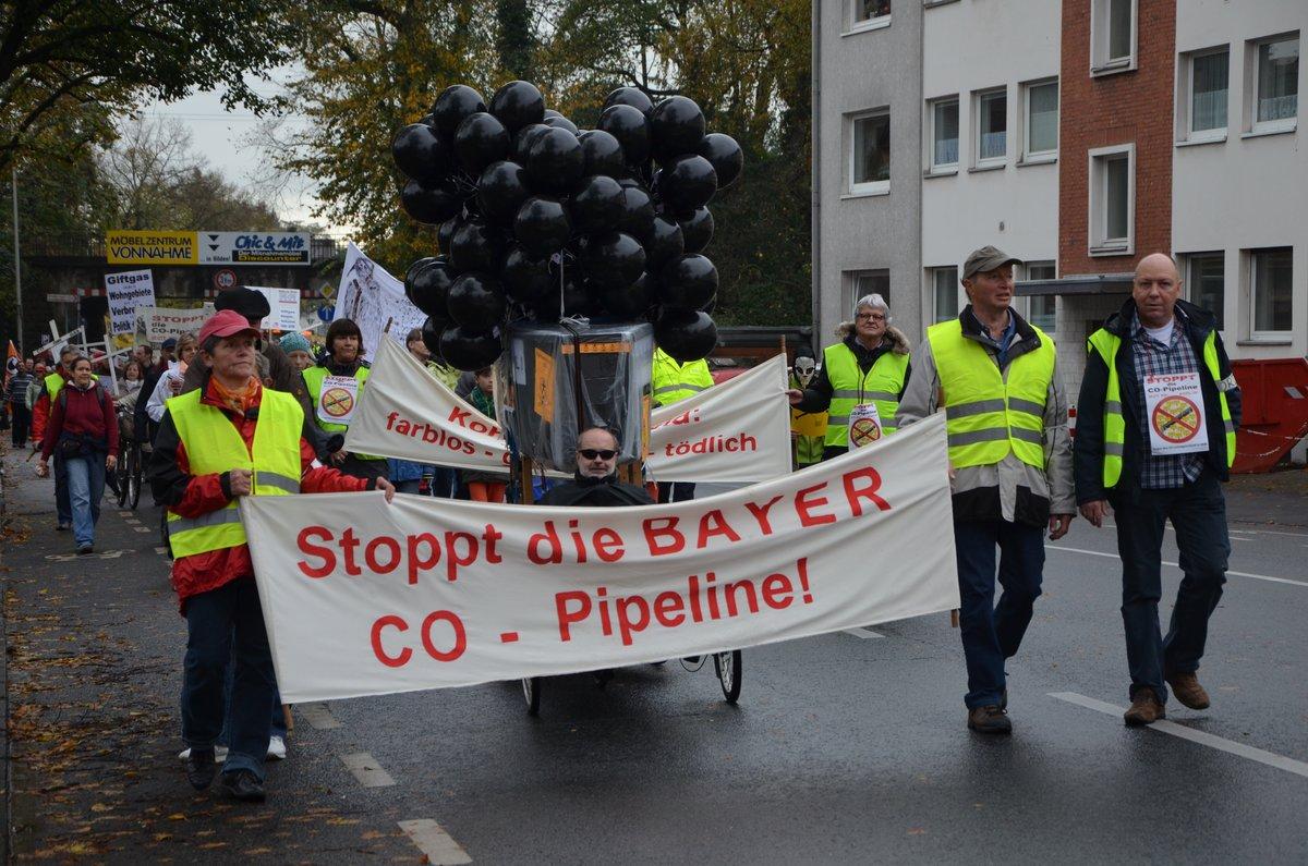 Co Pipeline Demo In Hilden Hilden
