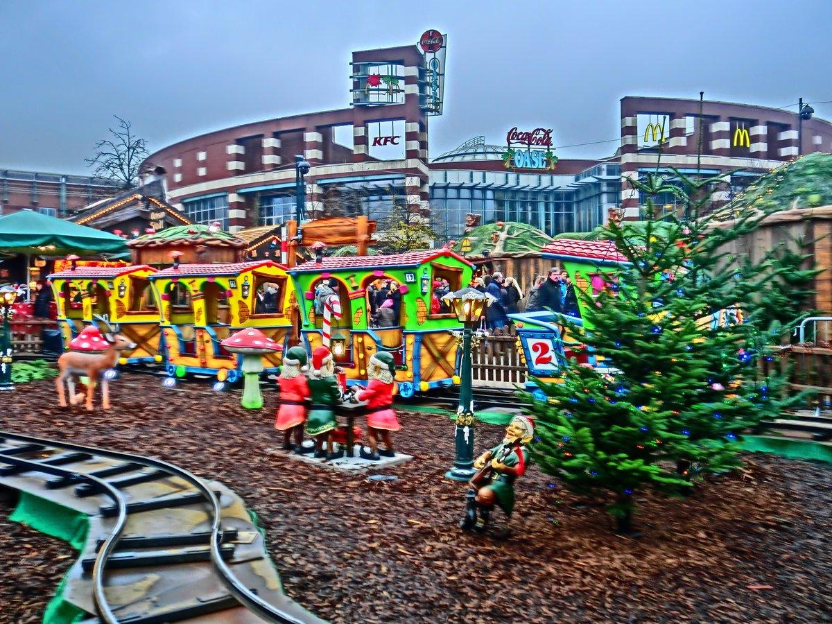 Start Weihnachtsmarkt.Mit Einem Besuch Auf Dem Weihnachtsmarkt Im Centro Oberhausen