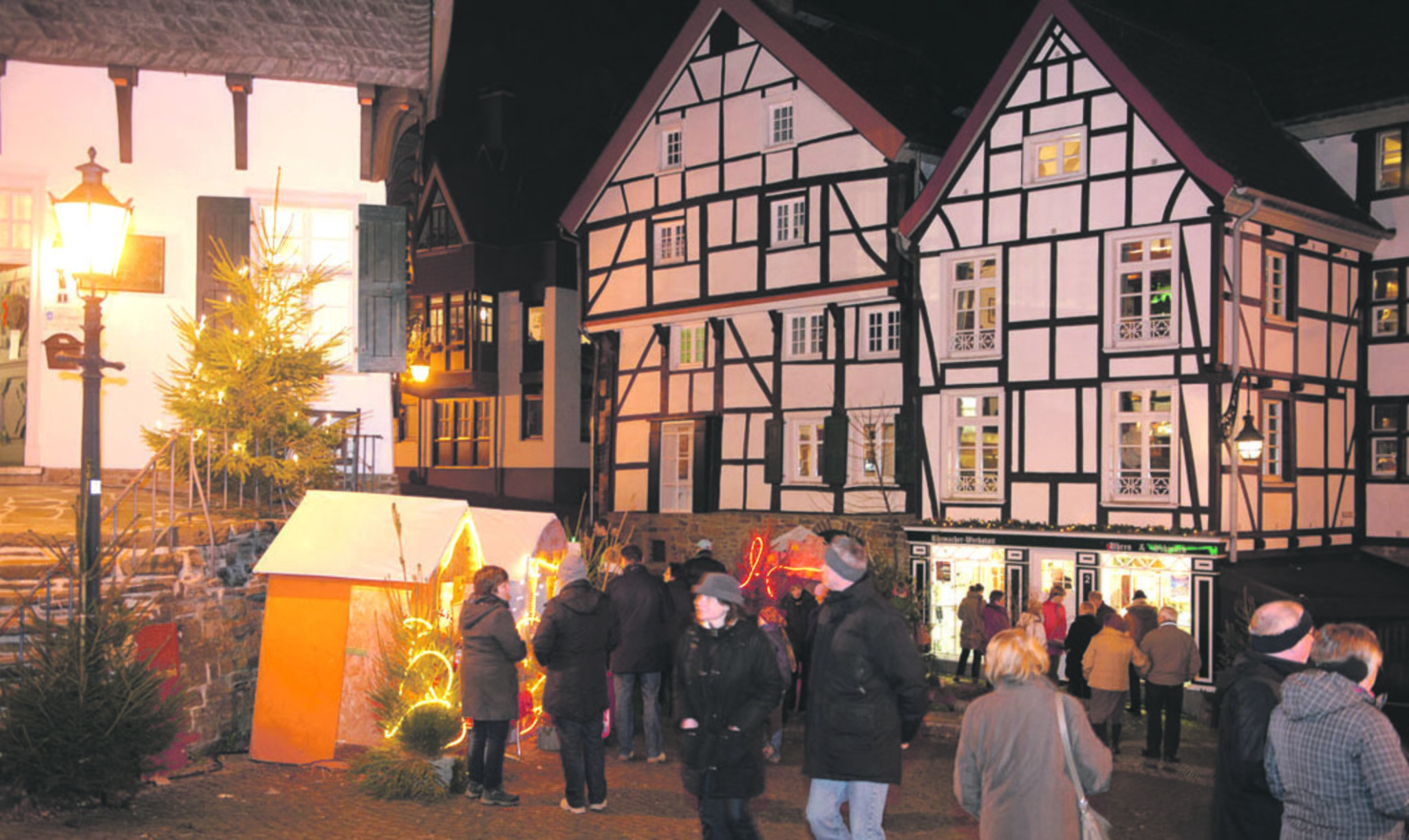 Adventsmarkt Geht In Die Verlangerung Mulheim An Der Ruhr