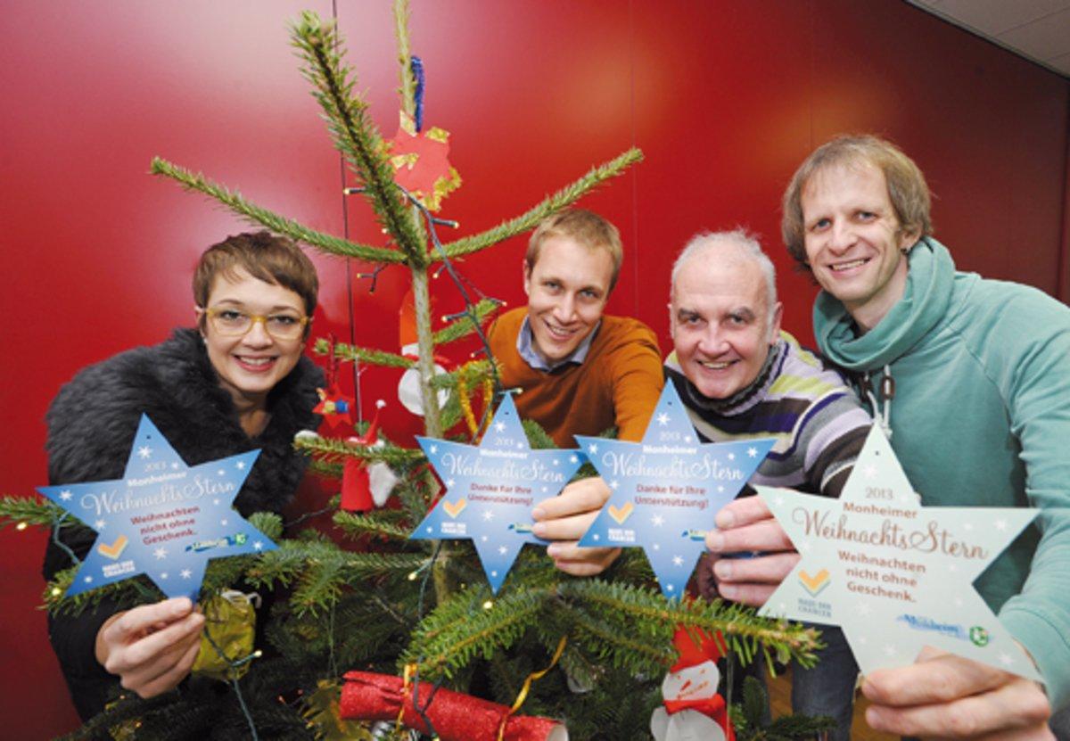 """Sternstunden für Monheimer Kinder: Aktion """"Weihnachten nicht ohne ..."""