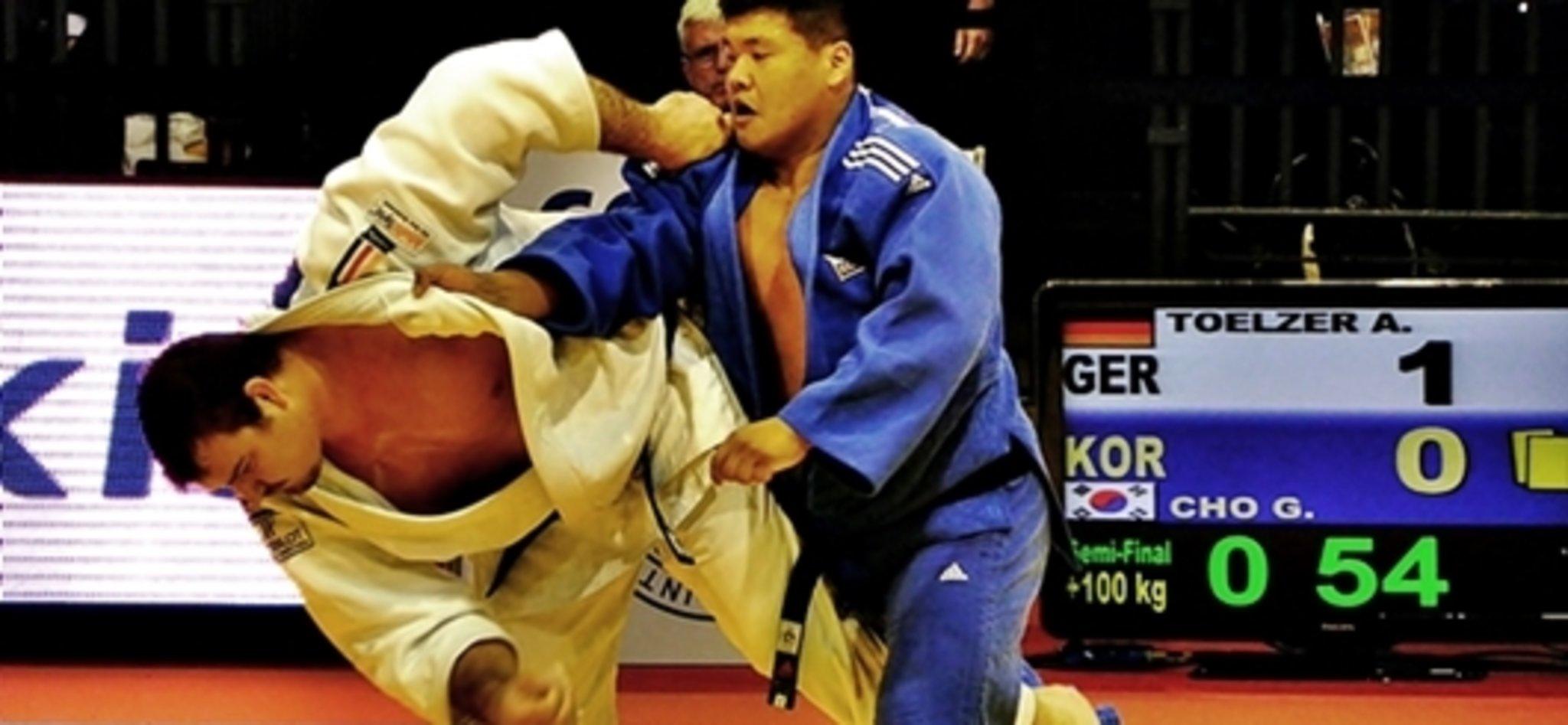 Judo Grand Prix Düsseldorf