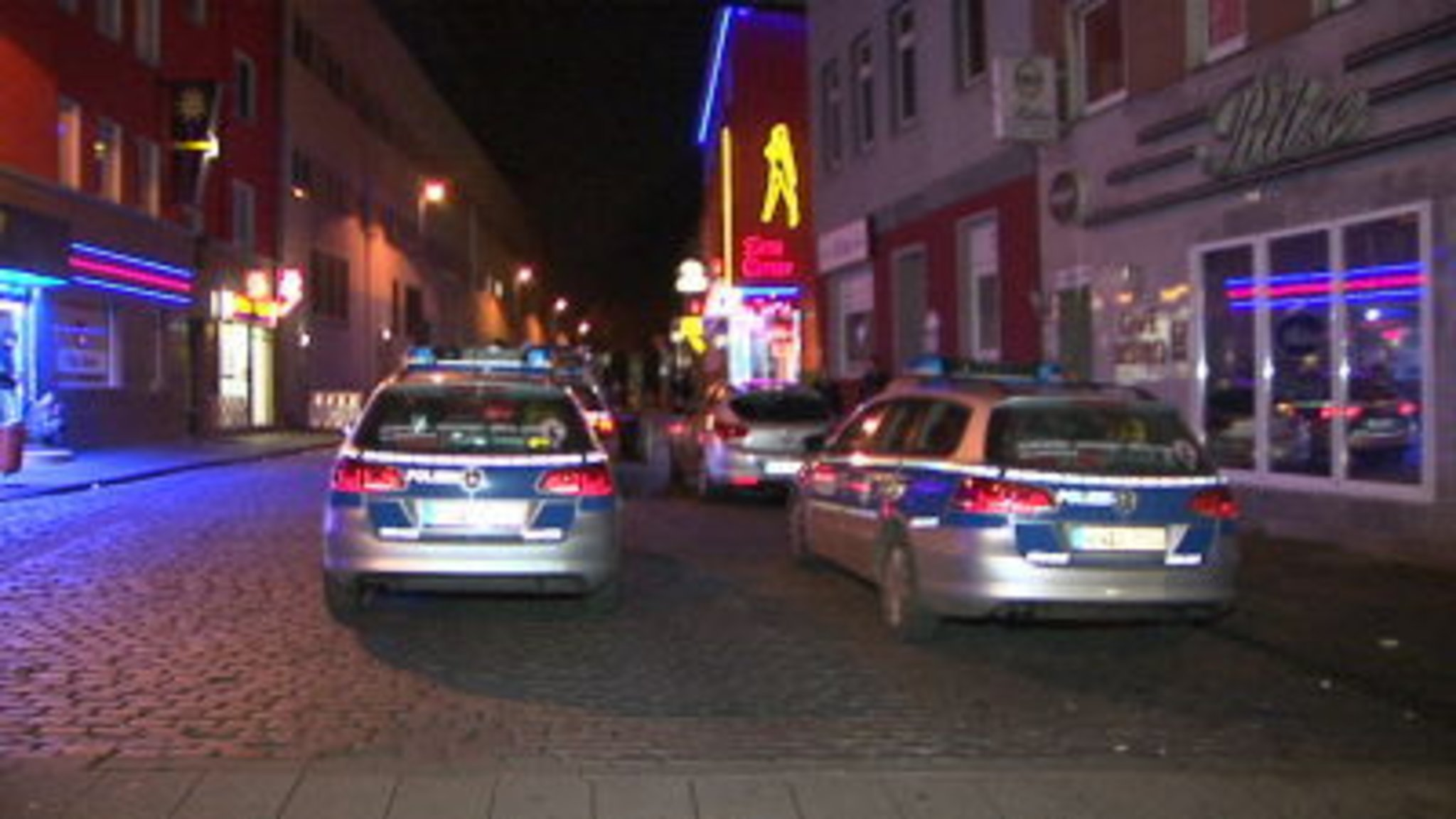 Versuchter Raub in Bochumer Bordell - Bochum