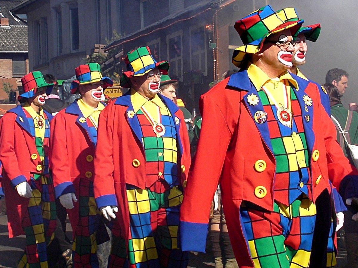 Wer Sagt Denn Dass Clowns Lustig Sein Sollen Essen Ruhr