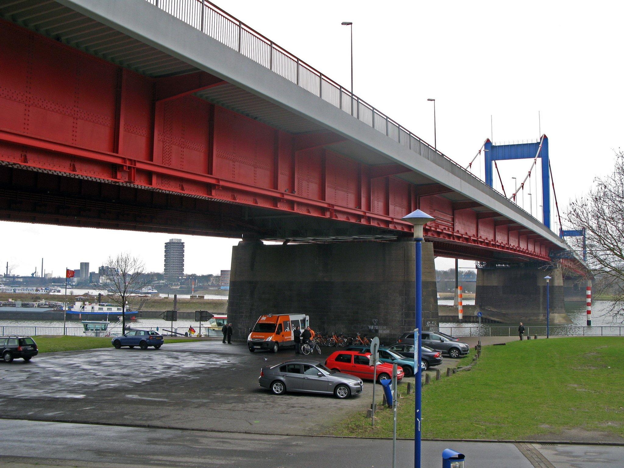 Stadtteil Von Duisburg