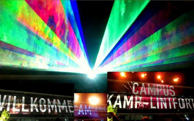 Eröffnung der Hochschule Rhein - Waal in Kamp-Lintfort ...
