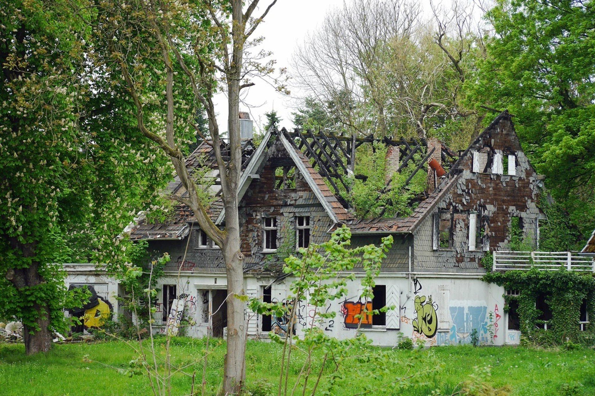 Dortmunds verlassene Orte Haus Kurl Dortmund Ost