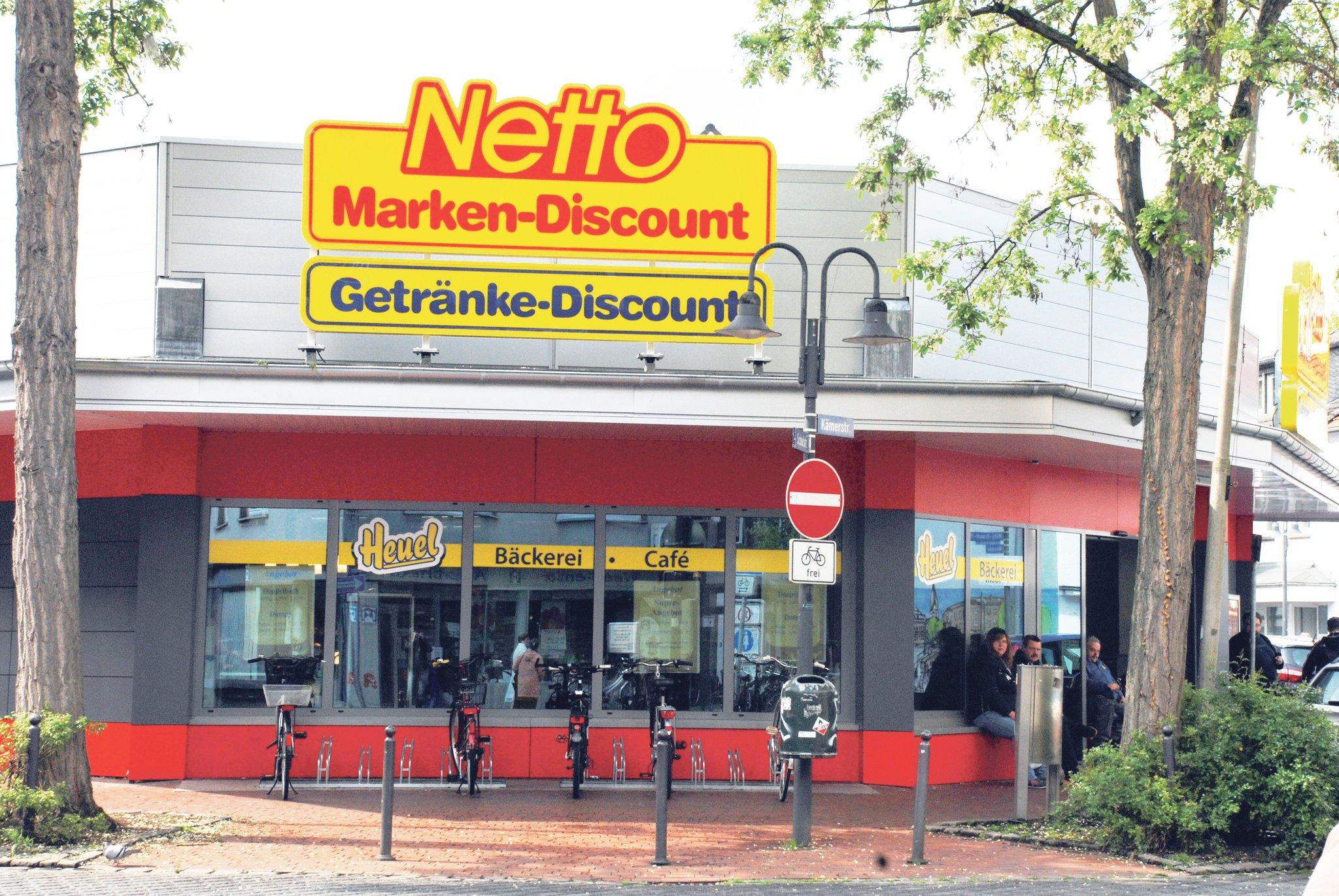 überfall Auf Netto Markt