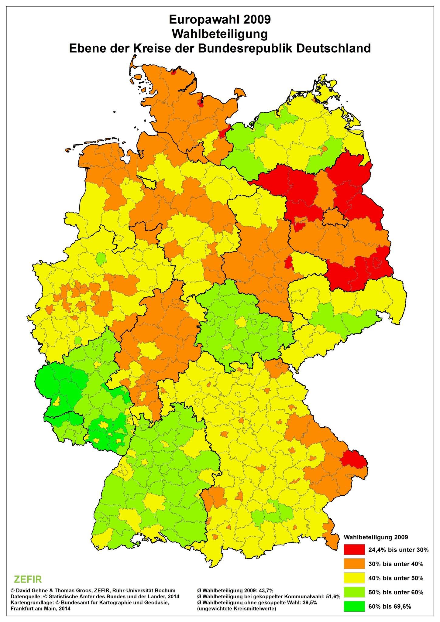 Frankfurt Karte Europa.Europa Zieht Nicht Kommunalwahlen Stützen Eu Wahlbeteiligung Bochum