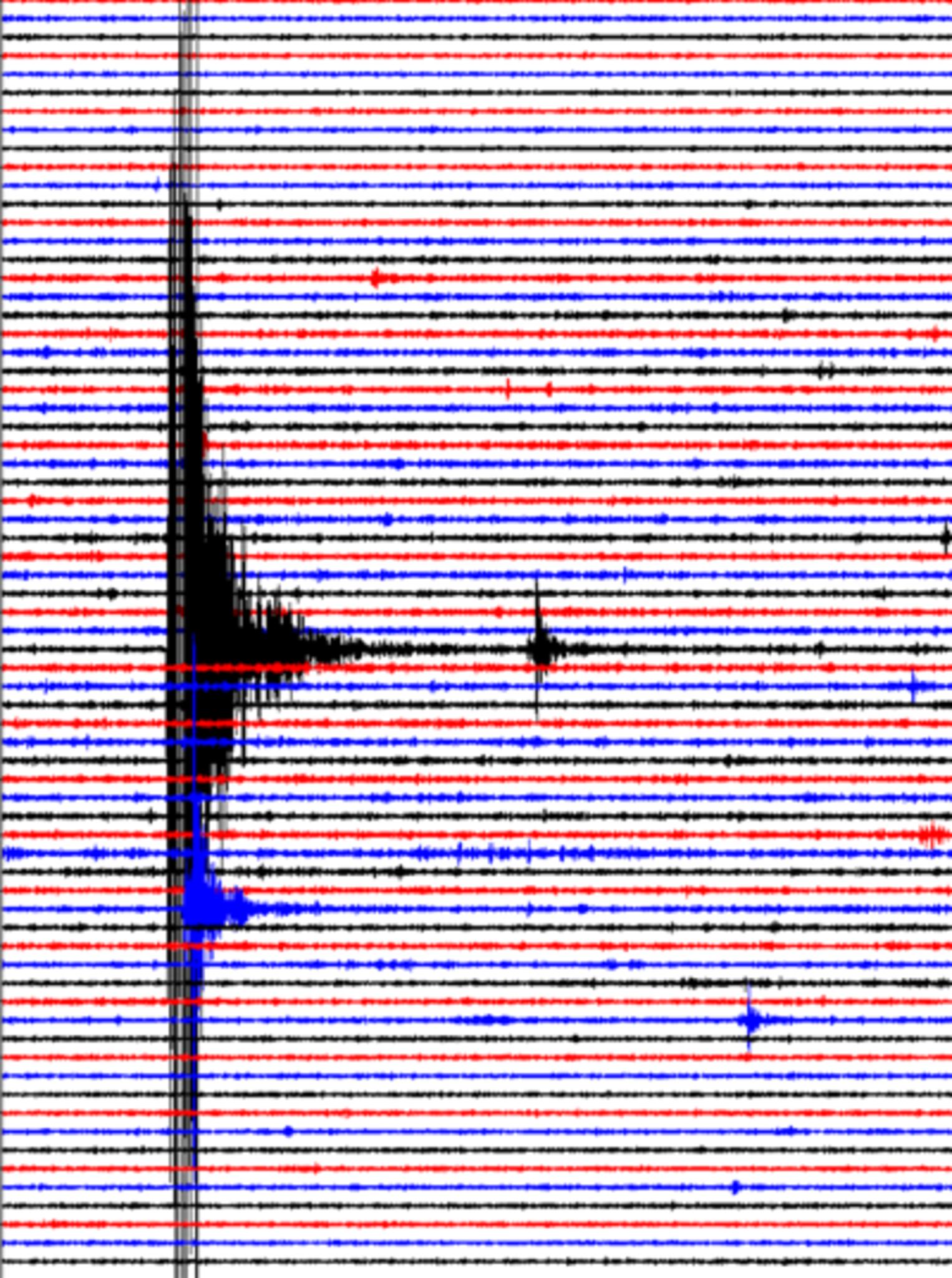 Wieder Ein Erdbeben Im Südlichen Hessen Darmstadt Wesel