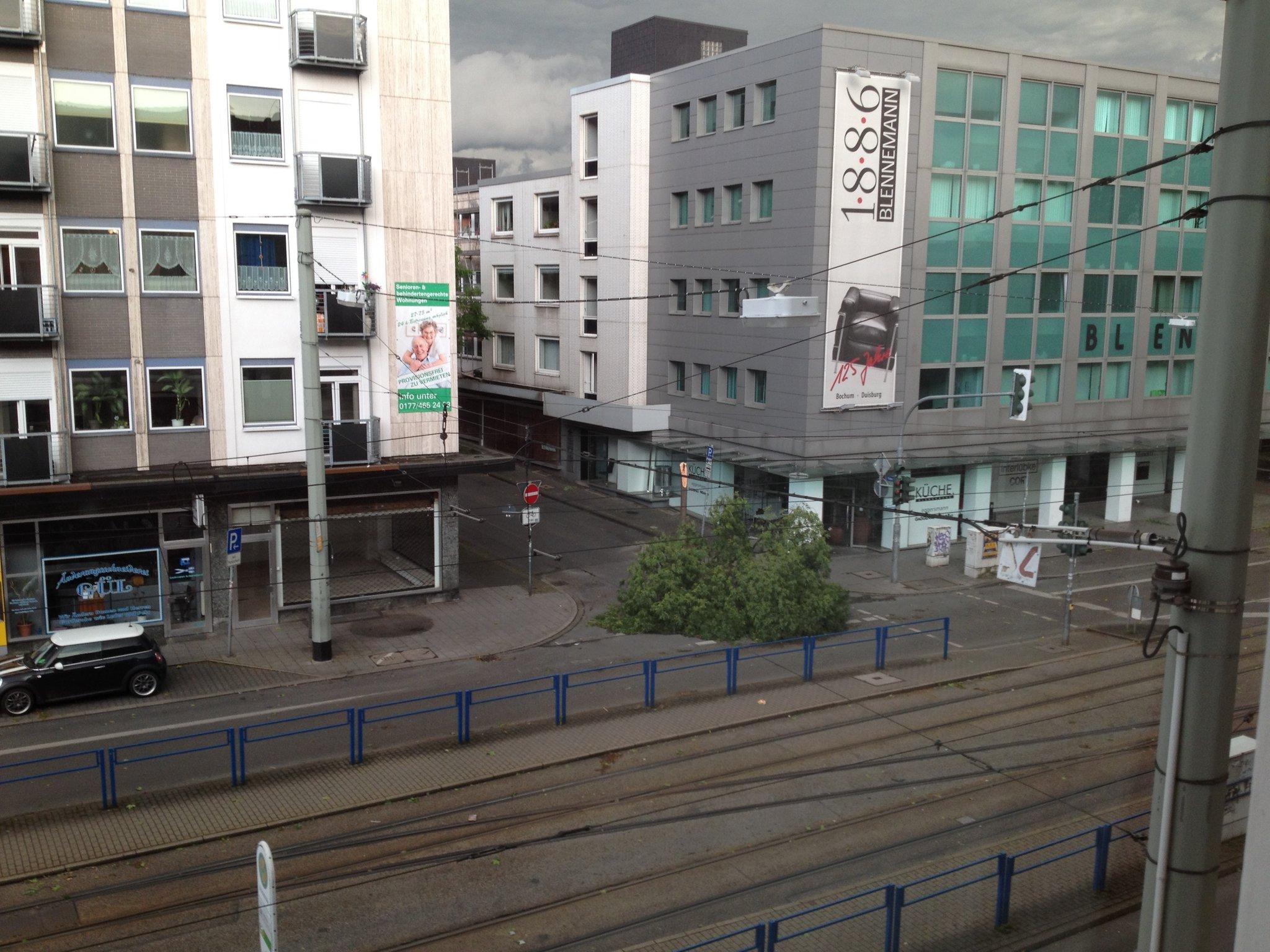 Blennemann Duisburg unwetter in bochum 9.6.2014 - bochum