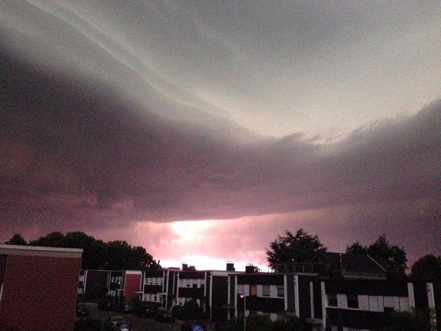 Unwetterwarnung Bochum