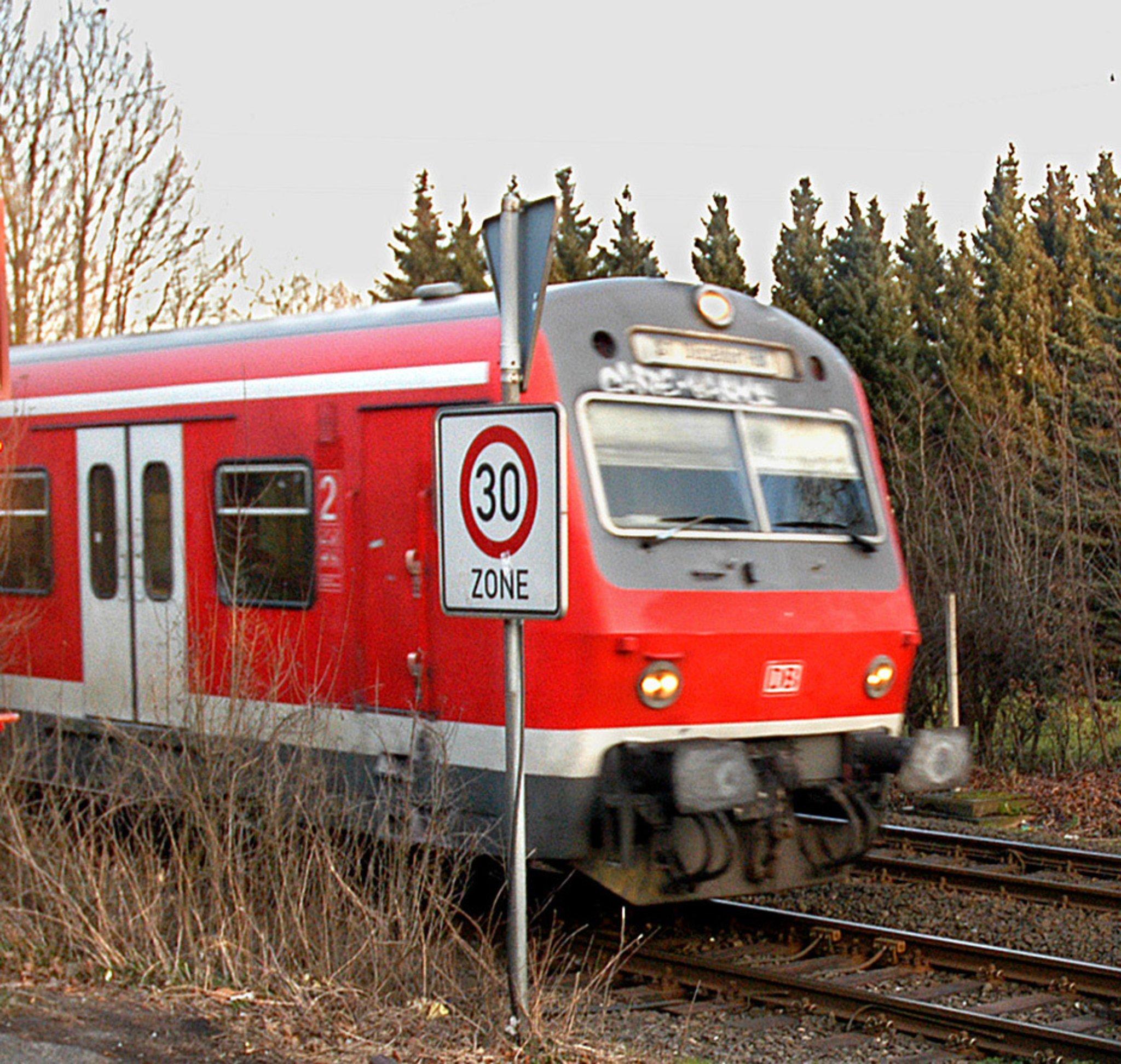 Bahn Orkan